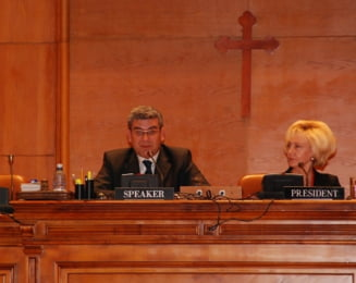 NATO la Bucuresti: Baconschi, despre viitorul NATO si smart defense