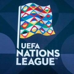 Nations League: Rezultatele meciurilor de duminica