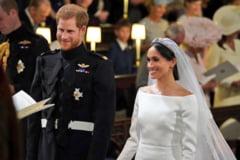 """Nunta regala. Printul Harry si Meghan Markle au zis """"DA!"""""""