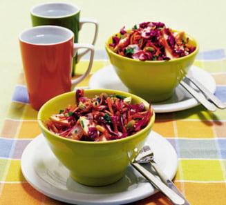 O reteta pe zi: Salata regala