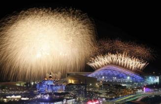Olimpiada Soci 2014: Ceremonie de deschidere magnifica. Rusia a fost la inaltime! (Galerie foto)
