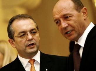 Opinii: Basescu - Boc, un cuplu fatal