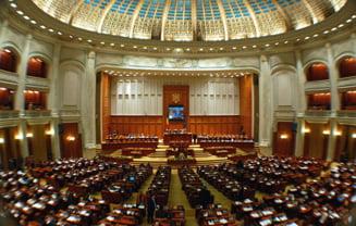 Opinii: Circul din Parlament - moartea democratiei