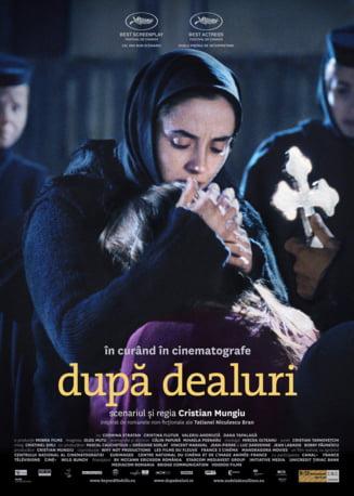 """Oscar 2013: """"Dupa dealuri"""", regizat de Mungiu, pe lista scurta la cel mai bun film strain (Video)"""