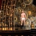 Oscar 2015: Secretul din spatele aparitiei in chiloti a prezentatorului galei
