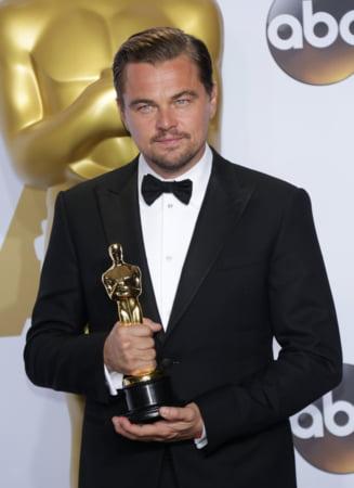 Oscar 2016: DiCaprio a castigat pentru prima data in cariera celebrul trofeu - ce a declarat (Video)