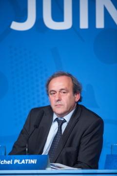 Panama Papers: Ce spune Michel Platini despre ancheta care il vizeaza