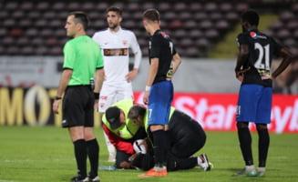 Patrick Ekeng a murit: Dezvaluiri de la locul tragediei - Iata dialogul aprins dintre un jucator si doctorul lui Dinamo