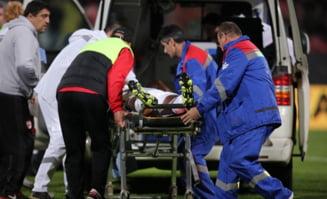 Patrick Ekeng a murit: Doctorul Serban Bradisteanu lanseaza acuzatii grave: S-a pierdut timpul! Ar fi avut sanse maxime de supravietuire
