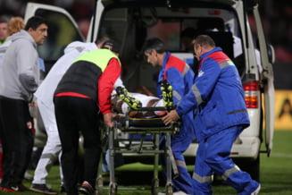 Patrick Ekeng a murit: Medicii de la Dinamo si de pe ambulanta dau explicatii in fata politistilor