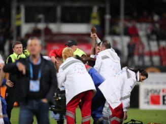 Patrick Ekeng a murit: Chipciu nu vrea sa se mai joace ultimele meciuri - reactia lui Reghecampf