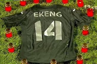 Patrick Ekeng a murit: Danciulescu si doi fotbalisti de la Dinamo, audiati la Parchet