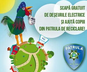 Patrula de reciclare - Ministrul Mediului: Reciclarea deseurilor electrocasnice, o constanta vulnerabilitate