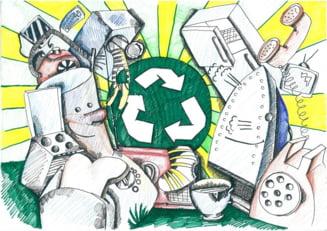 Patrula de reciclare: Ce sunt deseurile electrice si cum polueaza mediul inconjurator?