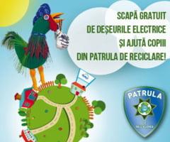 Patrula de reciclare: Firmele trebuie sa colecteze selectiv deseurile electrice - e lege, nu-i tocmeala!