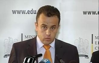 Plagiatul lui Ponta: Ministrul Pop, atac dur la presedintele Consiliului de atestare (Video)
