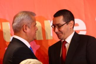 """Plagiatul lui Ponta: Nastase acuza """"o josnicie fara margini"""""""
