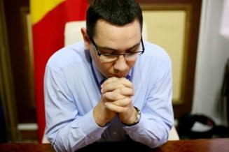Plagiatul lui Ponta: Ordinul ce desfiinteaza Consiliul apare si dispare din M.O.