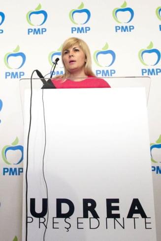 Ponta, ofiter acoperit: Udrea cere comisii parlamentare, anchete, retrageri si demisii (Video)