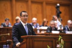 Ponta, ofiter acoperit Dreapta politica fierbe: Sa plece imediat de la Guvern, sa nu mai candideze!
