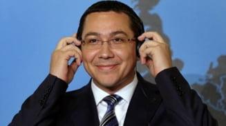 Ponta, ofiter acoperit Ironii la adresa premierului: Spion, James Bond, agentul 00Laptic