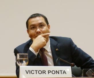 Ponta, ofiter acoperit Liberation: Presedintele vrea capul lui Ponta