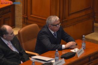 Ponta, ofiter acoperit Seful CCR: Putem bloca orice candidatura la prezidentiale