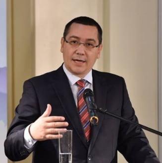 Ponta, sub control judiciar. Reactii: De ce sa dai 200.000 euro pentru un loc eligibil, cand in 4 ani castigi 50.000