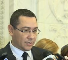 Ponta si-a dat demisia: Il propune pe Dusa interimar (Video)