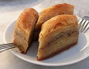 Prajituri celebre: Baclavaua, delicatesa turceasca