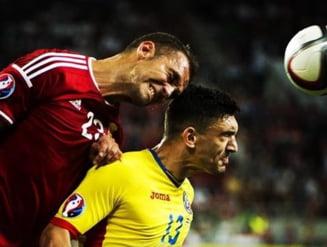 Preliminarii EURO 2016: Romania remizeaza cu Ungaria