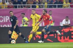 Preliminariile pentru EURO 2020: Romania a fost umilita de Spania