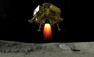 Premiera istorica: O misiune chineza a ajuns pe partea nevazuta a Lunii (Foto)