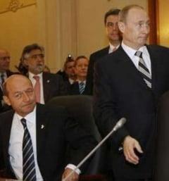 Presa de azi: Basescu si Putin tatoneaza o apropiere