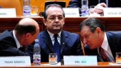 Presa de azi: Boc si Berceanu, pe lista neagra a lui Basescu