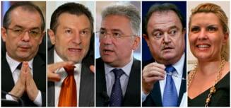 Presa de azi: Cabinetul Boc 3 a facut ochi