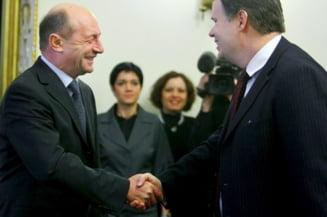 Presa de azi: Ce a negociat Basescu cu FMI?