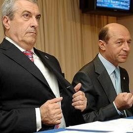 Presa de azi: Circul Basescu-Tariceanu deschide stagiunea de toamna