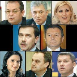 Presa de azi: Moartea Coalitiei, sarbatorita cu lautari de Traian Basescu