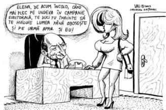 """Presa de azi: Pe urmele lui Ridzi - """"Sexy buzoianca"""" Udrea, la mana PSD"""