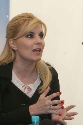 Presa de azi: Opt motive pentru care Udrea ar putea deveni premier