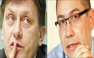 Presa de azi: PSD si PNL se cearta la capataiul motiunii