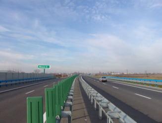 Presa de azi: Un metru de autostrada contra a 33 de bugetari concediati
