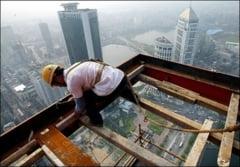 Presa internationala: Economia Chinei da semne de oboseala