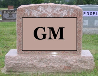 Presa internationala - GM incepe plata datoriilor catre statul american