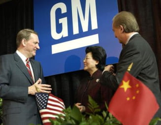 Presa internationala - GM intentioneaza sa importe masini din China