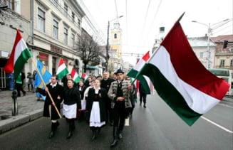 Proiectul UDMR privind autonomia: Maghiara, limba oficiala in Tinutul Secuiesc