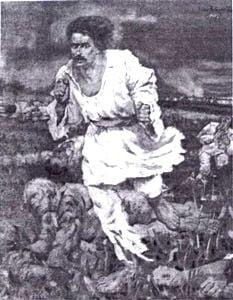 Rascoale romanesti: Rascoala de la Flamanzi - 1907