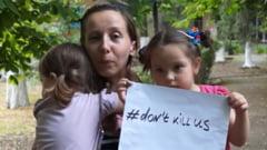 Razboi civil in Ucraina: Sute de mii de refugiati - cati au fugit in Rusia