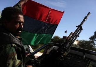 Razboi in Libia: Romania trimite in zona o fregata cu 207 militari